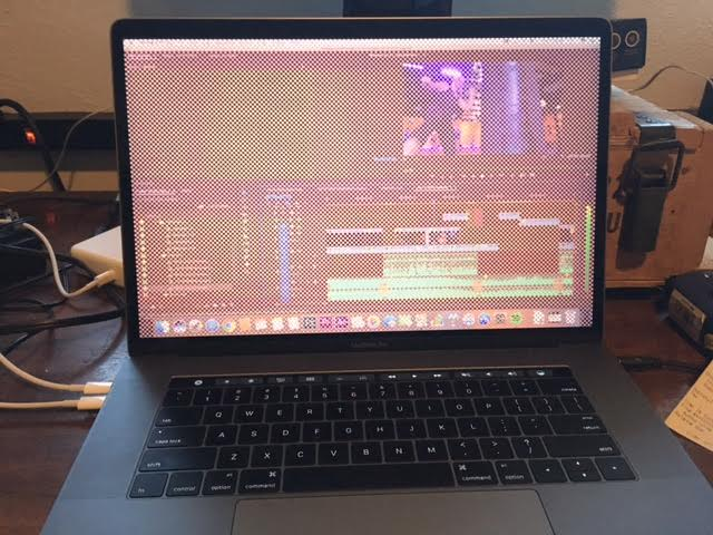 New MacBook Pro Crashing