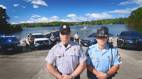 Operation Dry Water, boating safety series, boating videographer,