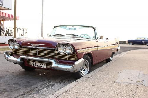 Cuban Antique Convertible