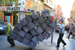 Box Delivery Istanbul