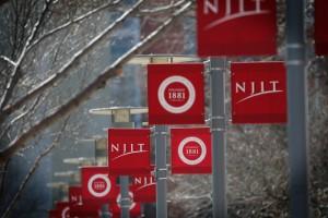 NJIT Signage